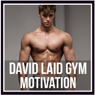 David Laid GYM Motivation Carl Clarks